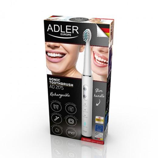 Periuta de dinti electrica cu 2 capete Adler AD 2175 - HotPick