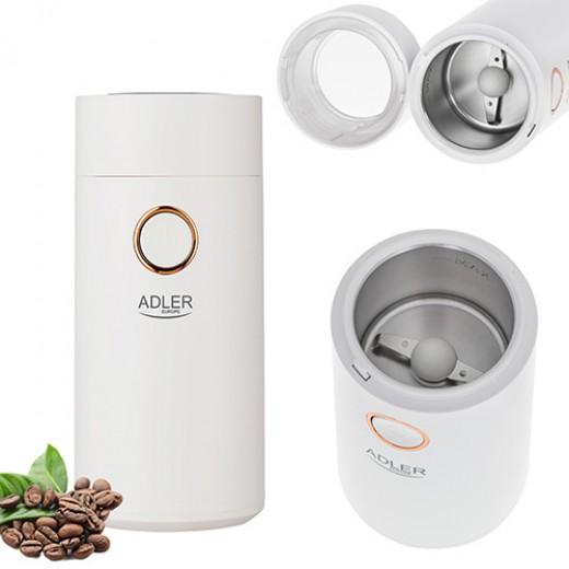 Rasnita de cafea Adler AD 4446wg, 75 g, 150 W - HotPick