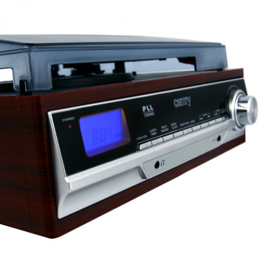 Pick up modern 7 in 1 Camry CR 1168 cu Bluetooth, FM radio, aux in, USB Player, SD Card, Recording, Boxe stereo - HotPick
