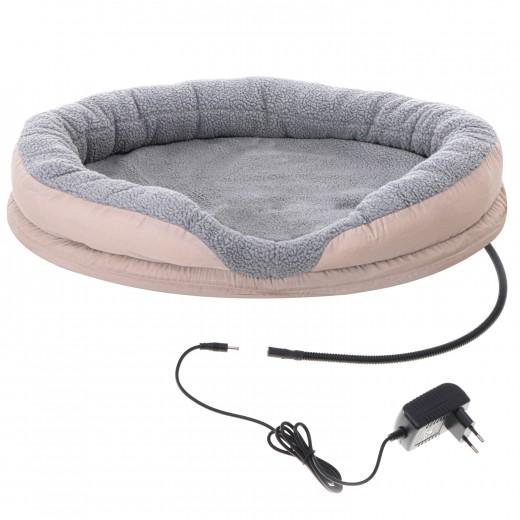 Pat incalzit / culcus electric pentru animale de companie Camry CR7431, 18 W, 220V, 76 x 58 cm - HotPick