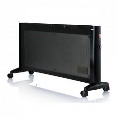 Panou radiant de podea&perete Domo DO7346M, 1500 W, IP24, 2 trepte putere, Element de incalzire MICA, Termostat reglabil