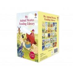 My Animal Stories Reading Library Usborne - Set 30 carti in limba engleza