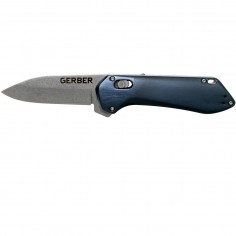 Briceag compact Gerber Highbrow, Albastru
