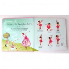 Little ballerina dancing book - Musical books
