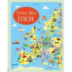 Set Puzzle si Carte Atlas - Europa