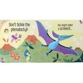 Dont tickle the Dinosaur! - HotPick