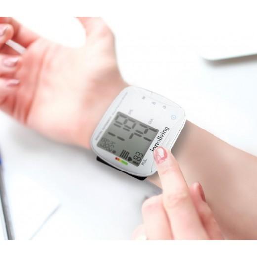 Aparat pentru masurarea tensiunii arteriale si a pulsului Innoliving INN-015 - HotPick