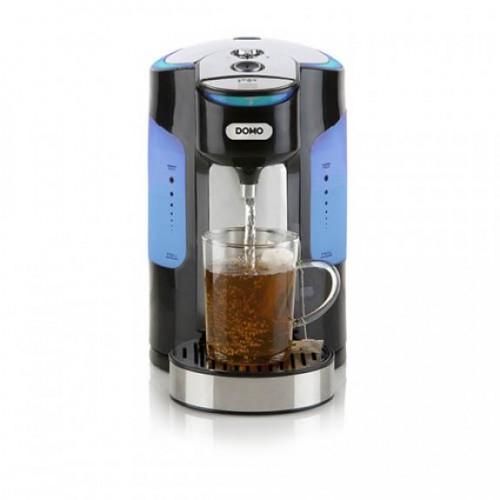 Aparat preparare ceai My Tea Deluxe DO497WK, 3000 W, 2 litri, Inox/negru