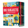 Big Subjects for Beginners - Set 5 carti in limba engleza