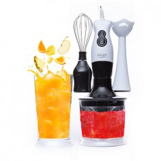 Blender si tocator 3 in 1 AD 4605, 200 W
