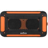 Boxa portabila Bluetooth Veho VXS-002-ORG, rezistenta la apa, NFC, PowerBank - HotPick