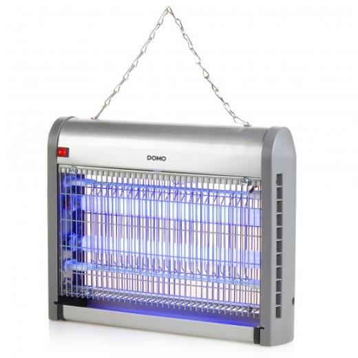Capcana electrica pentru insecte cu lumina UV KX012,  2 x 10 W - HotPick