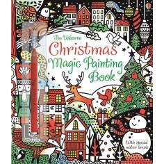 Christmas Magic Painting Book Usborne