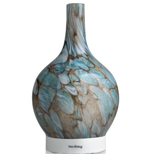 Difuzor de arome cu ultrasunete din sticla INN-773G, 150 ml - HotPick