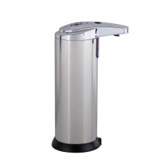 Dispenser gel dezinfectant sau sapun lichid cu senzor infrarosu SA109, capacitate 220 ml