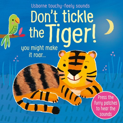 Dont Tickle the Tiger! - HotPick