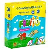 FRUI10 - Joc educativ Invatam numerele de la 1 la 10 si operatiile de adunare / scadere - HotPick