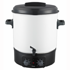 Fierbator profesional DO322W, 1800 W, Capacitate 27 L