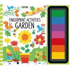 Fingerprint Activities Garden Usborne