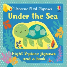 First Jigsaws: Under the Sea