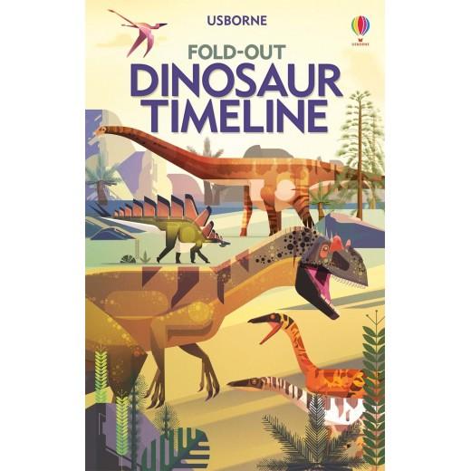 Fold-Out Dinosaur Timeline - HotPick