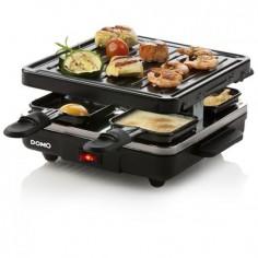 Gratar raclette pentru 4 persoane DO9147G, 600 W