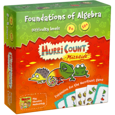 HURICCOUNT MATHITUDE – Joc educativ Notiuni Matematice