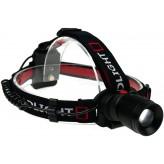 Lanterna frontala LED TS-1100, 3 W - HotPick