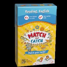MATCH AND CATCH – Joc educativ de asociere