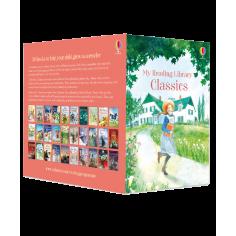 My Reading Library Classics - Set 30 carticele de povesti in limba engleza