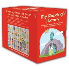 My Reading Library -  Set 50 carticele de povesti in limba engleza