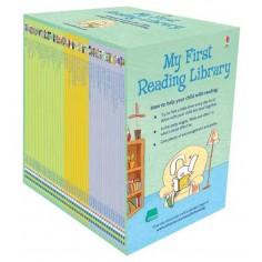 My first reading library - Set 50 carticele de povesti in limba engleza