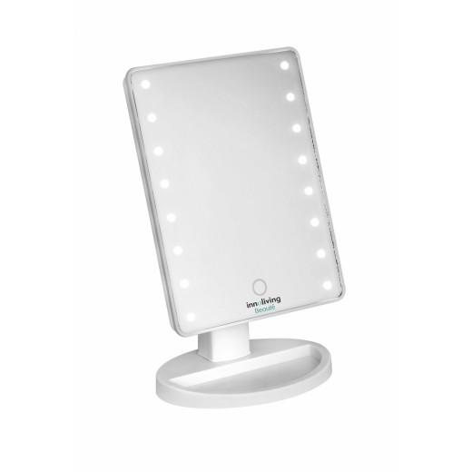 Oglinda cosmetica cu 16 led-uri Innoliving INN-802 - HotPick