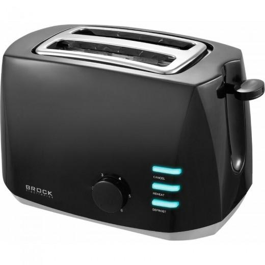 Prajitor de paine BT 1005 BK, 800 W - HotPick