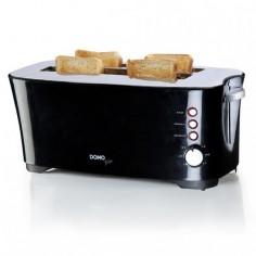 Prajitor de paine DO961T, 1350 W, 4 felii