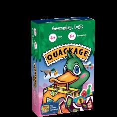 QUACKAGE – Joc educativ Elemente de Geometrie