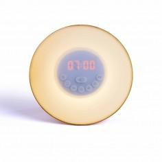 Radio cu ceas desteptator cu simulare rasarit/apus Livoo AR319