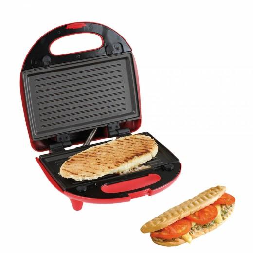 Sandwich maker 3 in 1 cu functie gratar si waffle DomoClip DOP133 - HotPick