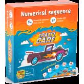 TRAFFICARS - Joc educativ Invatam numerele si antrenam memoria - HotPick