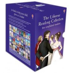 The Usborne Reading Collection for confident readers - Set 40 carticele de povesti in limba engleza