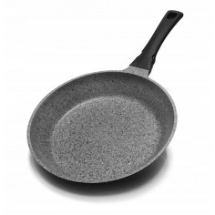 Tigaie acoperita cu granit TS-1440, 24 cm