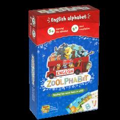 ZOOLPHABET - Joc Educativ Invatam Alfabetul limbii engleze