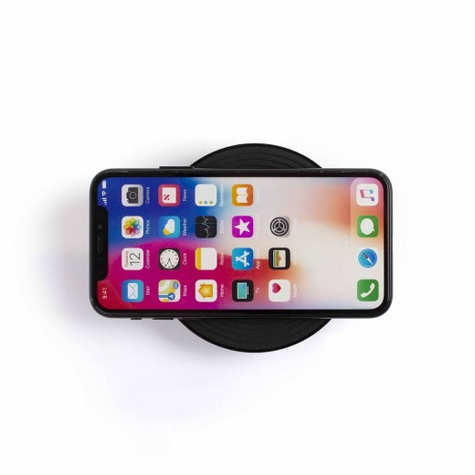 Ceas LED cu Incarcator rapid Wireless pentru ceas si smartphone Livoo TEA239 - HotPick
