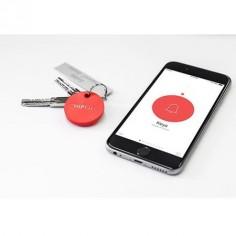 Dispozitiv de localizare prin bluetooth Chipolo Plus Rosu