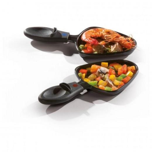 Gratar raclette pentru 8 persoane DO9038G, 1200 W - HotPick