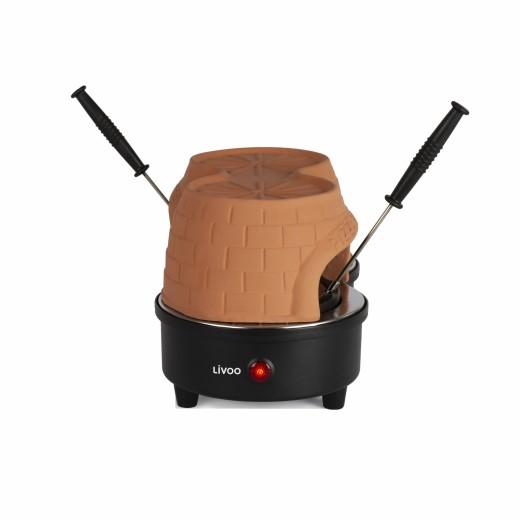 Mini-cuptor pentru pizza Livoo DOC227 - HotPick