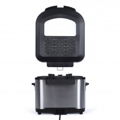 Friteuza electrica 3 L DOC237, 1800 W, Inox