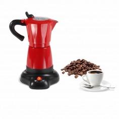 Cafetiera electrica pentru moka DOD117, Capacitate 300 ml