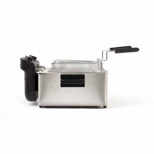 Friteuza Electrica Dubla 2 x 3 L Livoo DOC217 - HotPick