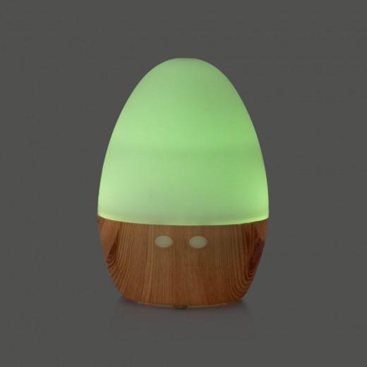 Difuzor de arome cu ultrasunete si lumini INN-771, 120 ml - HotPick